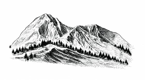 Le Conte des Montagnes Blanches