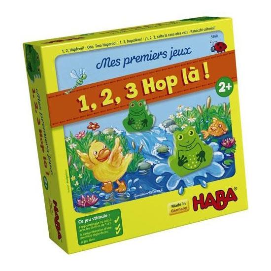 1, 2, 3, Hop Là !