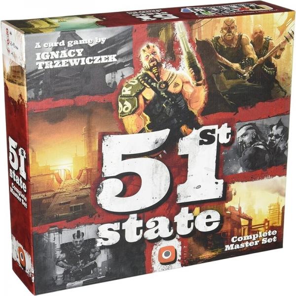 51st State-Master Set