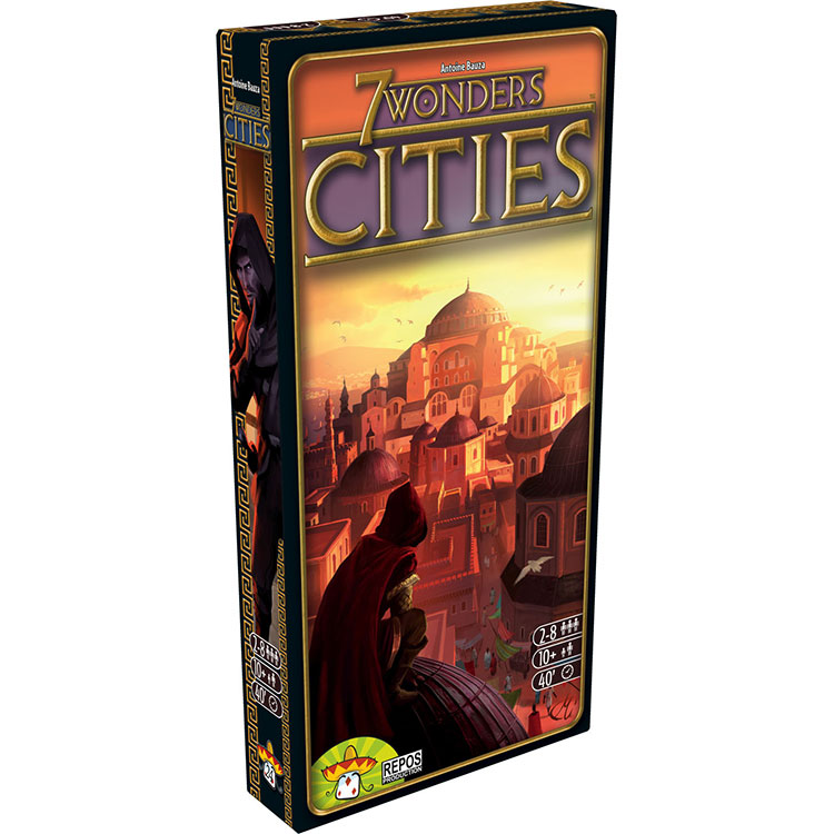 7 Wonders-Cities
