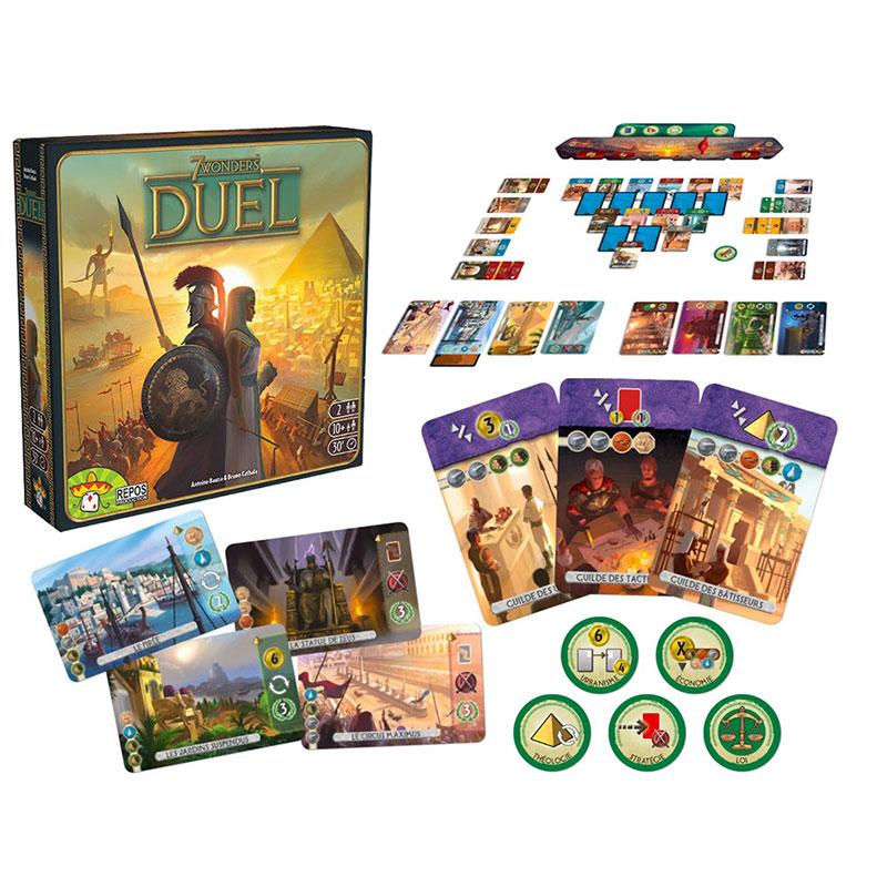7 Wonders-Duel