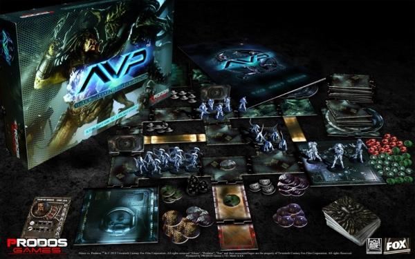 Aliens VS Predator-The Hunt Begins