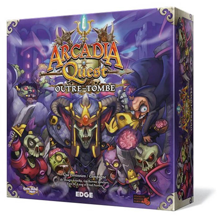 Arcadia Quest-Outre Tombe