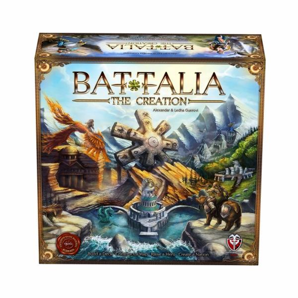 Battalia-The Creation