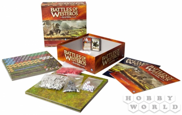 Battles of Westeros-Core-Set
