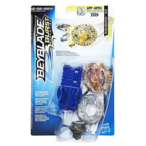Beyblade Burst Evolution-ANUBION A2