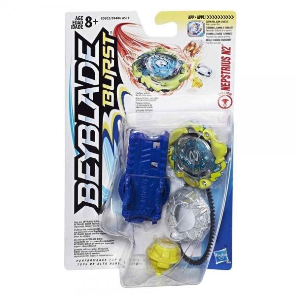 Beyblade Burst Evolution-NEPSTRIUS N2