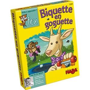 Biquette en Goguette