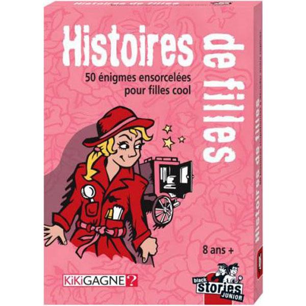 Black Stories Junior-Histoires de Filles