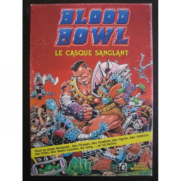 Blood Bowl-Le Casque Sanglant