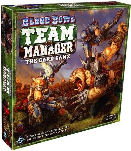 Blood Bowl-Team Manager-Le Jeu de Cartes
