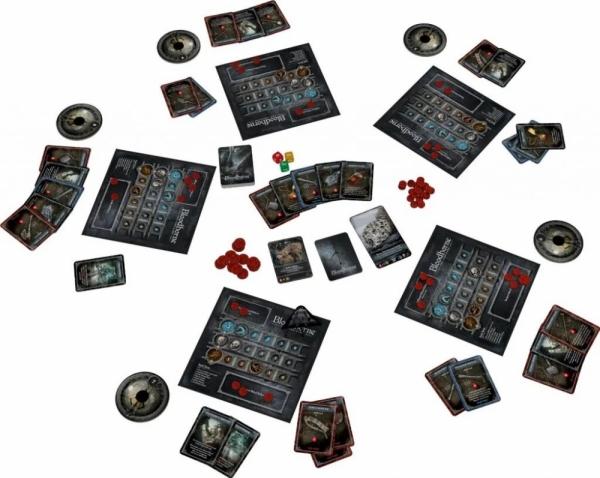 Bloodborne Le Jeu de Cartes