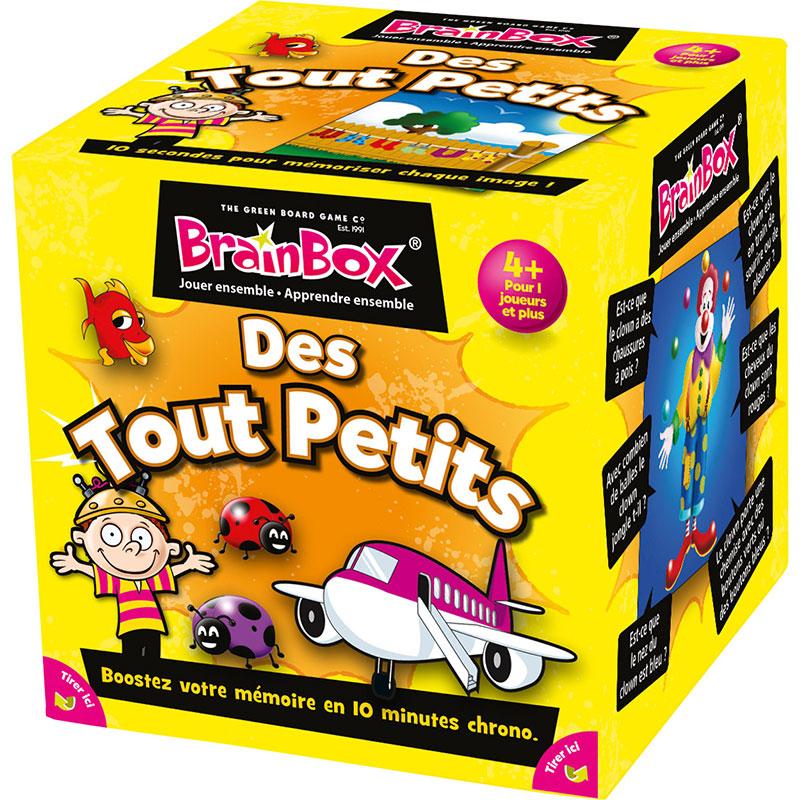 Brain Box des Touts Petits