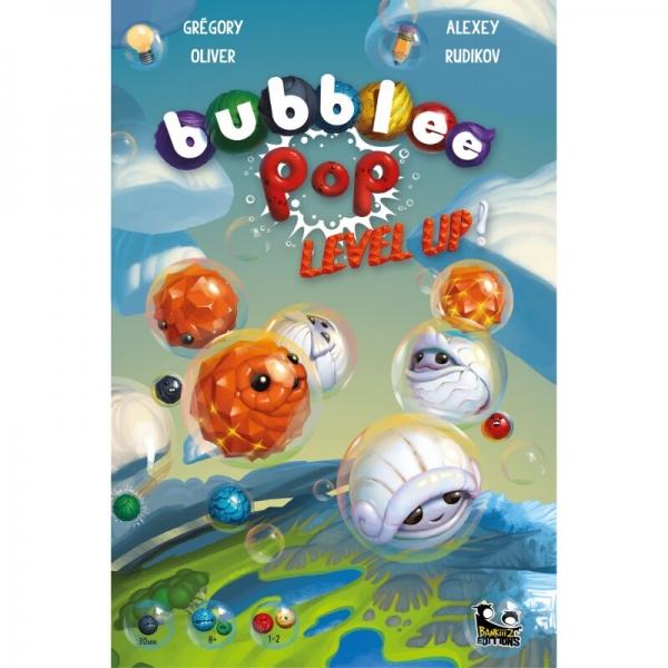 Bubblee Pop-Level Up