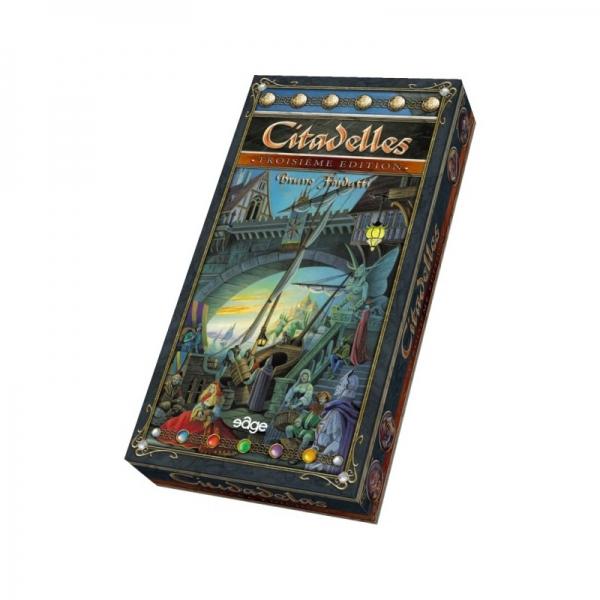 Citadelles 3ème Edition