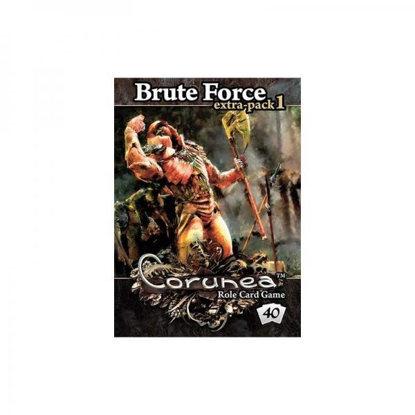 Corunea-Brute Force-Extra-Pack 1