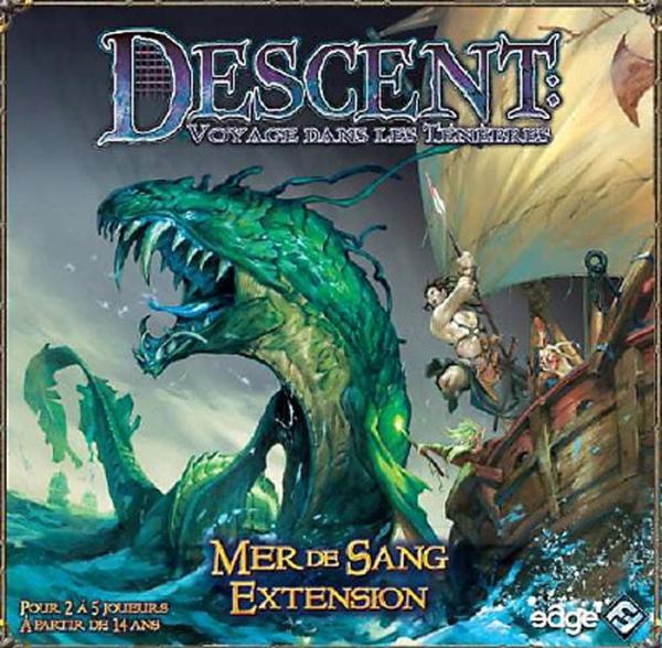 Descent-Mer de Sang Extension