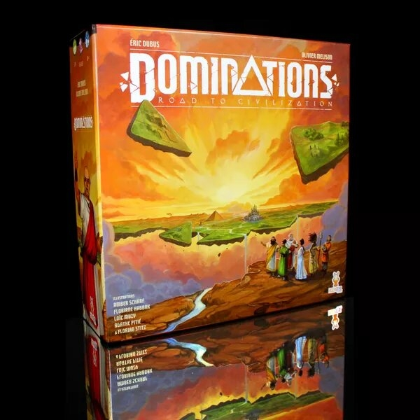 Dominations-Road to Civilization