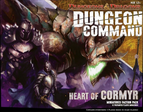 Dungeon Command-Heart of Cormyr