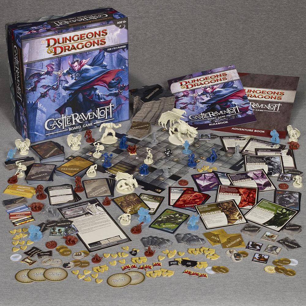 Dungeons and Dragons-Castleravenloft
