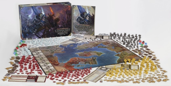 Dungeons and Dragons-Conquest of Nerath