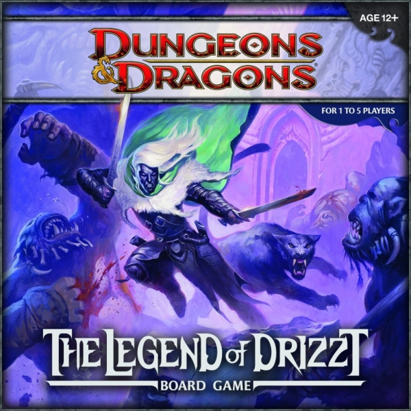 Dungeons and Dragons-The-Legend of Drizzt