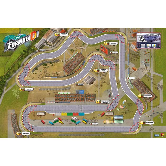 Formula D-Extension Circuits East Park / Sebring