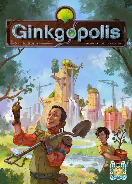 Ginkgopolis- 2eme édition