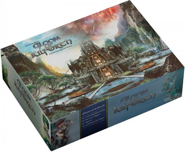 Gloom of Kilforth-A Fantasy Quest Game