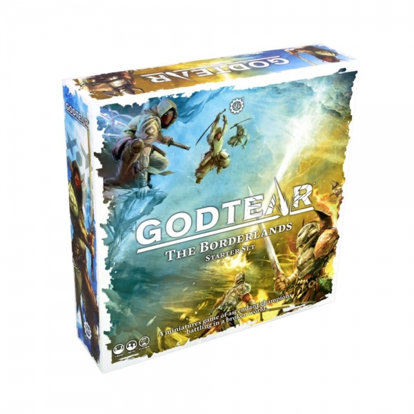 Godtear-The Borderlands-Starter Set