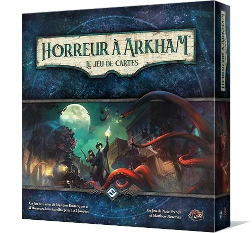 Horreur A Arkham-Le Jeu de Cartes