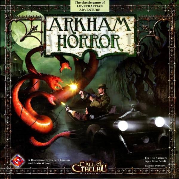 L'Appel de Cthulhu-Horreur à Arkham