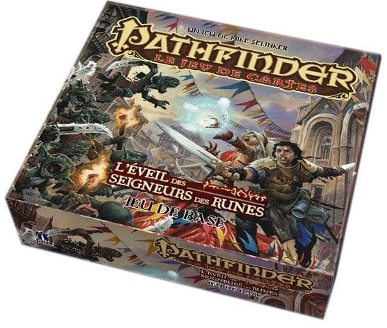 Pathfinder-Le Jeu de Cartes-L'éveil des Seigneurs des Runes-Jeu de Base