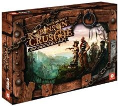 Robinson Crusoë-Aventures sur l'Ile Maudite