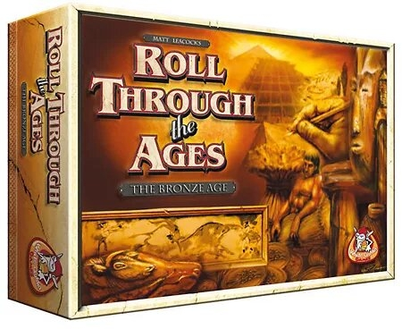 Roll through the Ages-The Bronze Age