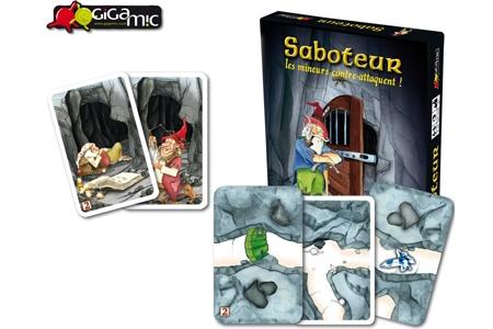 Saboteur-Les Mineurs Contre-Attaquent !