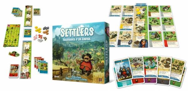 Settlers-Naissance d'un Empire