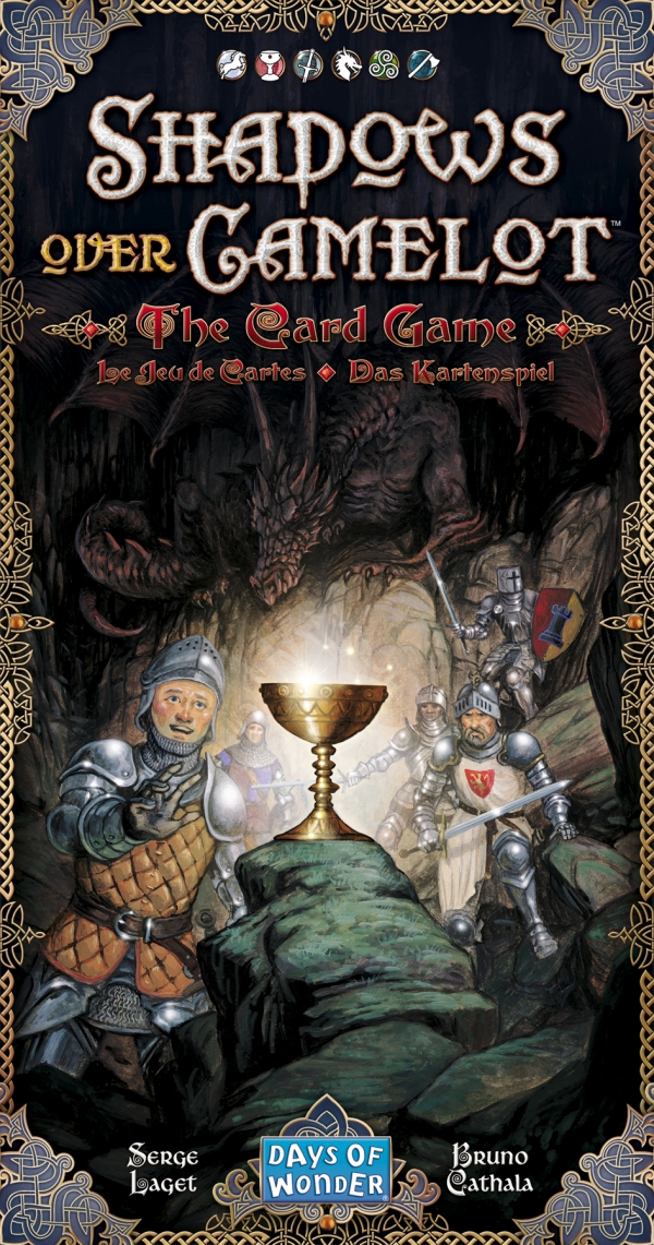 Shadows Over Camelot-The Card Game