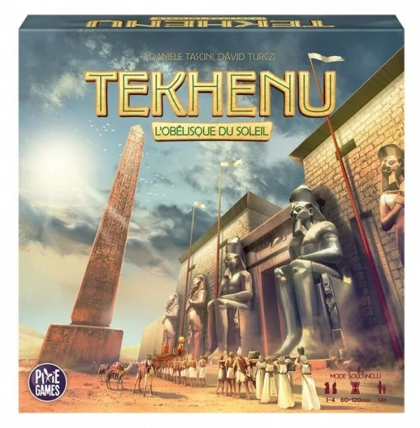 Tekhenu-L'Obélisque du Soleil
