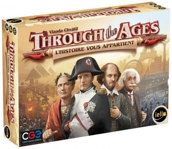 Through the Ages-l'Histoire Vous Appartient