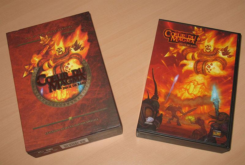 World of Warcraft-Coeur du Magma