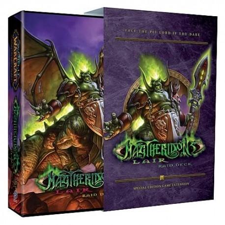 World of Warcraft Deck de Raid-Le Repaire de Magtheridon