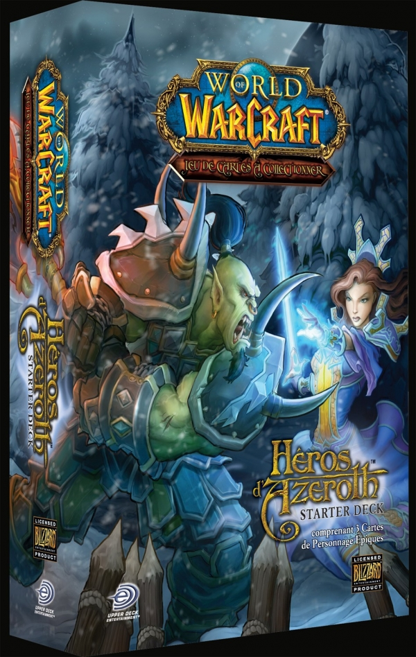 World of Warcraft-Héros d'Azeroth
