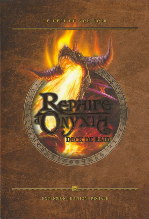 World of Warcraft-Repaire d'Onyxia