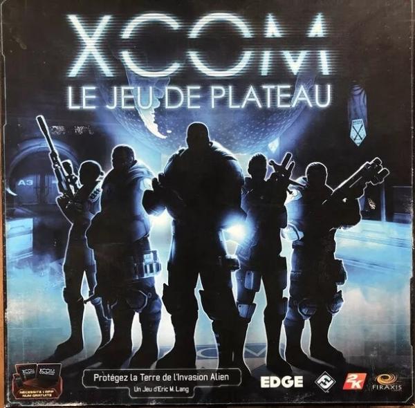 XCOM-Le Jeu de Plateau