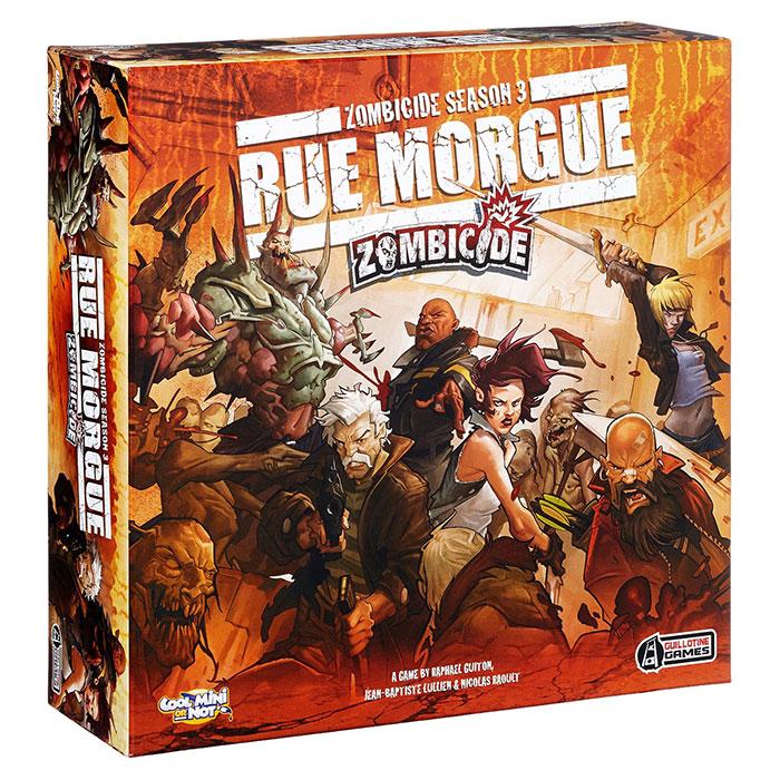 Zombicide-Rue Morgue