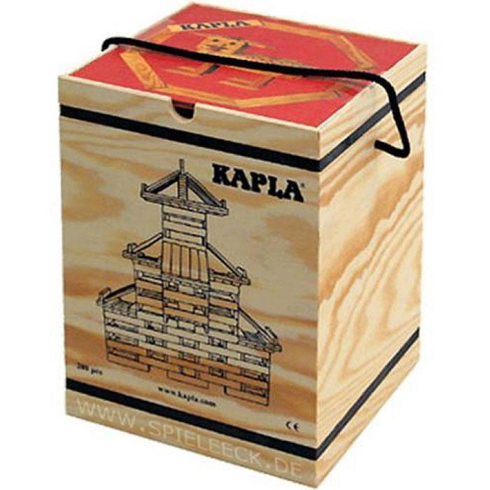 Caisse Kapla 280 Planchettes + livre