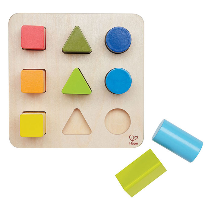 Color and Shapes Sorter
