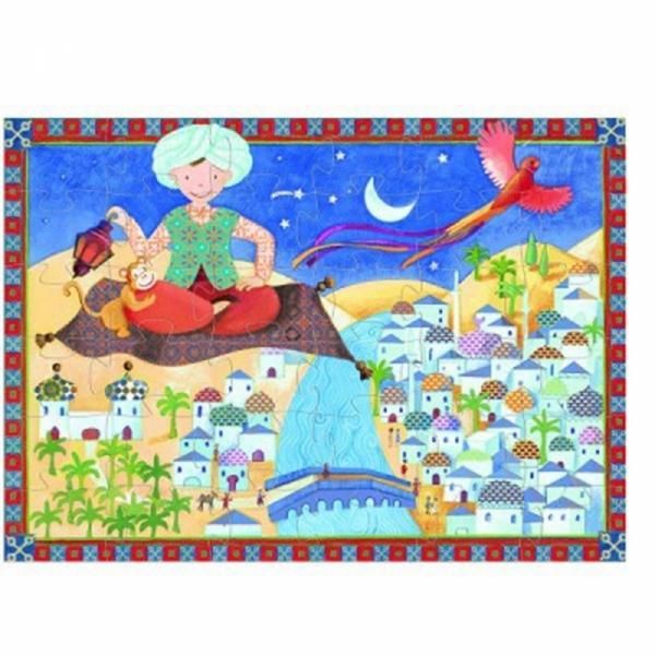 Puzzle Ali le Magnifique