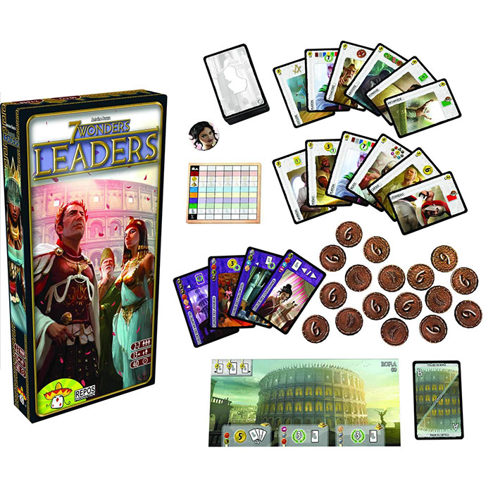 7 Wonders-Leaders